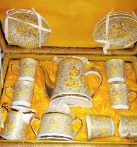 Чайный сервиз (набор на 6 персон)