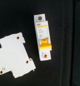 Автоматический выключатель ва 47-29 иек iek