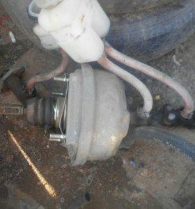 Вакуумный усилитель на ВАЗ 2101-07