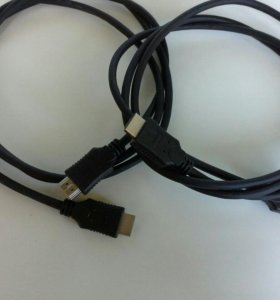 Кабель HDMI-HDMI 1,5м