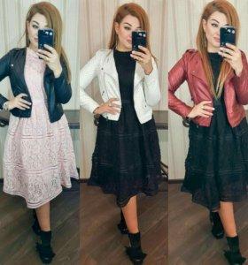 Платья и куртки