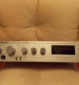 Усилитель Радиотехника 101