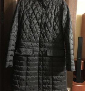 Демисезонное пальто новое