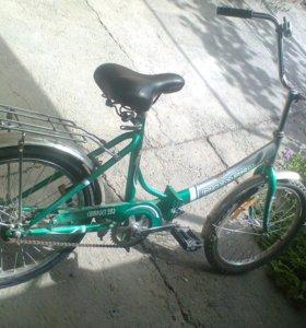 Подростковый велосипед Maxxpro