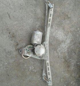 Мотор дворников с тягами ваз2109