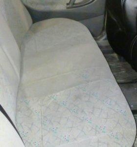 Задние сиденья Ваз 2110