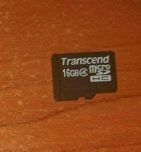 Micro sd hc 16GB обмен