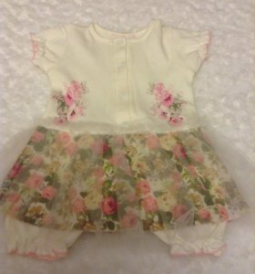 Платье 62 р-р