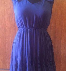 Синее платье Lovestruck размер S
