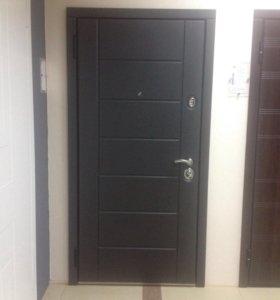 Новая входная дверь Титаниум