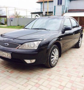 Ford Mondeo 2004 2.0 МКПП