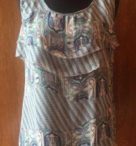 Блузка Kira Plastinina размер XL маломерка