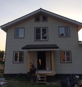 Строительство деревянных коттеджей ,домов и бань
