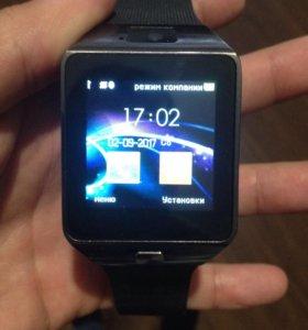 Смарт-часы Smart-Watch DZ-09.