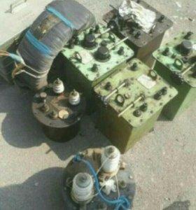 Трансформатор силовой маслянный аомч-40-220-75