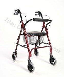 Ходунки-каталка для пожилых и инвалидов