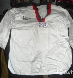 Куртка б/у для тхеквандо
