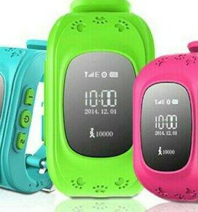Умные часы телефон с GPS детские