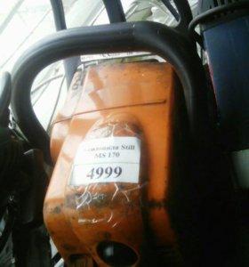 Бензопила штиль 170