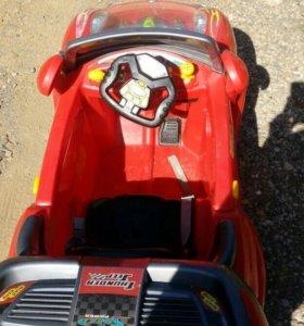 Детский авто на аккумуляторе