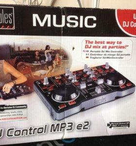 DJ-контроллер Hercules DJ control MP3 e2