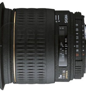 Sigma 20mm f1.8 Nikon