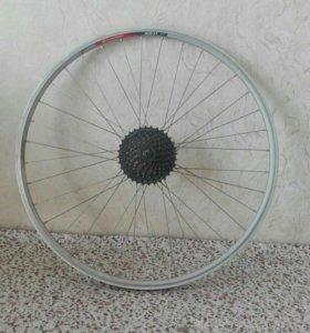 Диск на велосипед 8 звёздочек
