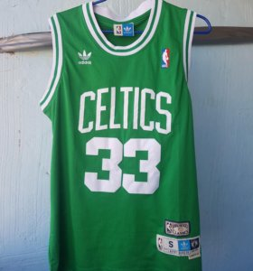 майка adidas nba jersey bird  celtics баскетбол
