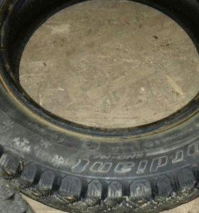 Зимние шины на мало-литражку r13
