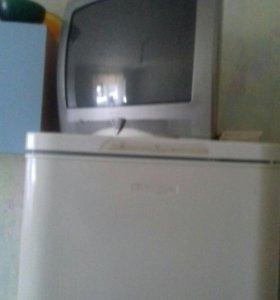 Миниотюрный телевизор Рубин