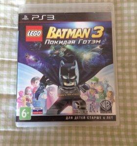 Lego Batman 3 покидая Готэм
