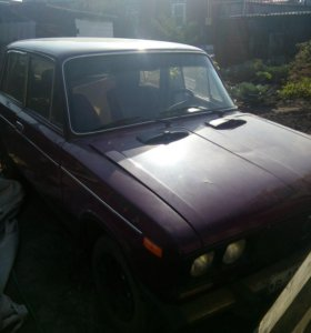 Автомобиль ВАЗ-2106 жигули