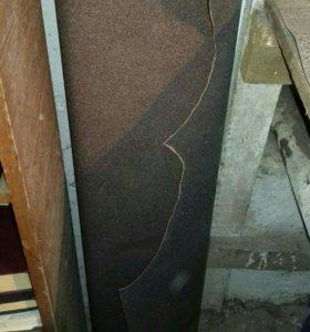 Рулон наждачной бумаги