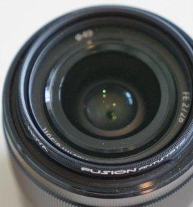 Объектив Sony 28 мм 2.0