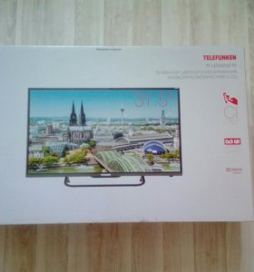 "Телевизор ЖК ""Telefunken""(81см)"
