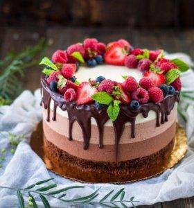 Ручные тортики