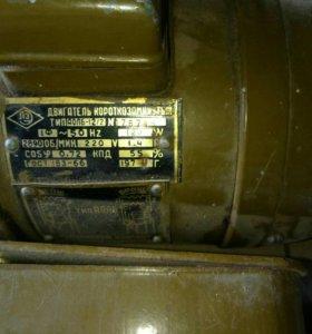 Коротко замкнутый электродвигатель