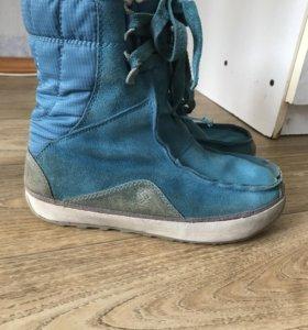 Ботинки зимние Columbia