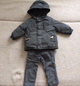 Куртка, брюки zara