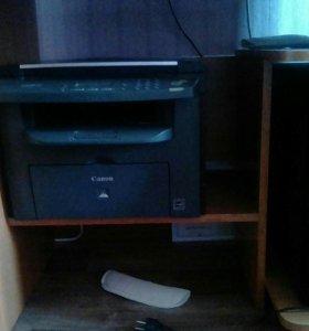 Компьютер+стол+ принтер+сканер