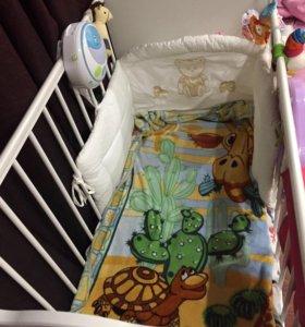 Продаётся детская кроватки