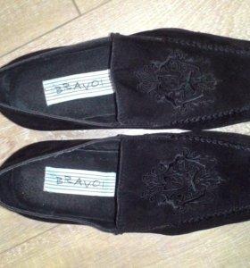 мужские туфли BRAVO