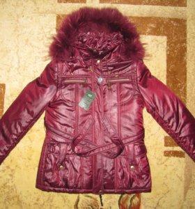 Куртка женская новая, р. 46-48