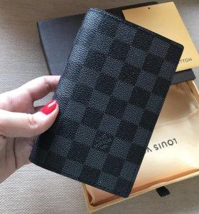 Обложка на паспорт Louis Vuitton