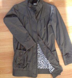 Куртка, рубашки