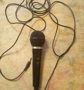 Микрофон динамический