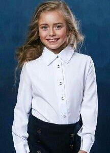 Новая блуза для девочки