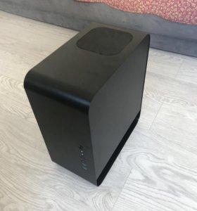 Компьютер Jonsbo UMX1 + Asrock + intel i5 и SSD
