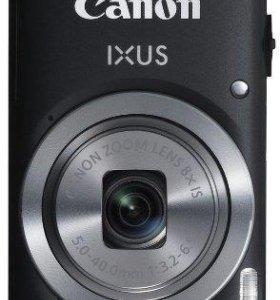 Фотоаппарат Canon IXUS 132 Black