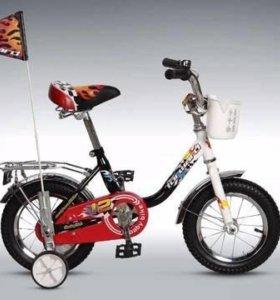 """Детский велосипед Forward Racing 12"""" (2015)"""